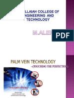 Palm Vein M.alekHYA