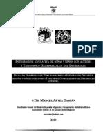 Escala de Desarrollo de Habilidades Para La Integración Educativa (EDHIE