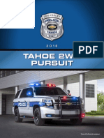 2016 Tahoe 9C1 2WD Specification Guide