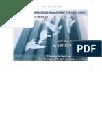 Quality Management from POME by Gautam Koppala VT
