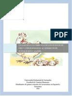 La gallina colombiana de los huevos de oro y otros ensayos académicos de futuros educadores