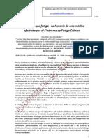 355_mucho Mas Que Fatiga - Testimonio Dra Con SFC