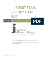 The Best Team Money Can Buy White Paper