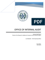 Audit of HISD bond program