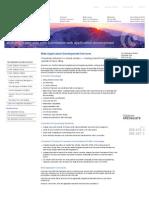 Custom Web Application Development Services
