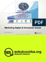 CONGRESO FENALCOTOLIMA MarketingDigital InnovaciónSocial 21102015