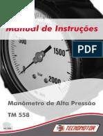 55560 Manual de Instrucoes Tm558 Por