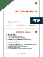 Gestion Proyectos UNI