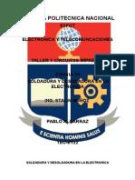 Escuela Politecnica Nacional Soldadura