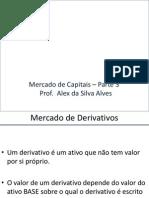 Instrodução a derivativos