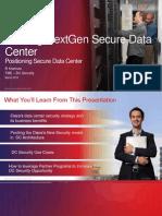 Building the Next Gen Secure Data Center Apr 14