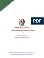 4. MATU, el elefante
