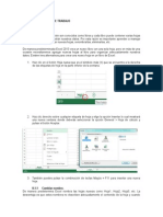 Manejo de Libros de Excel