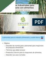 Grasas Industriales Para Contacto Con Alimentos.bernardo Vianna