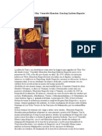 Biografía Breve del Muy  Venerable Khenchen  Konchog Gyaltsen Rinpoche