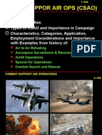 combat support air operations(CASO)