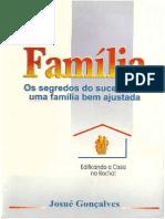 Josué Gonçalves - Familia