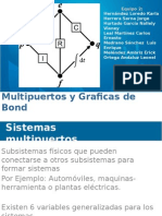 Multipuertos y Bond Graphs