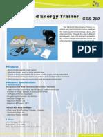 Wind Energy Trainer