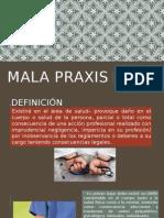 Mala Praxis Expo Medicina Legal