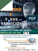Servicios Internet