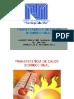 Transferencia de Calor Bidireccional