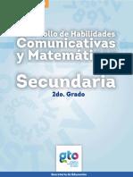2do Sec Desarrollo de Habilidades 2013
