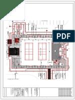 MPH - FLOOR FINISH + 2 Badminton court Layout