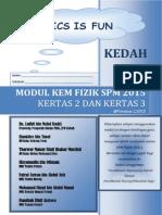 Modul Fizik Spm 2015 Kedah 3.0
