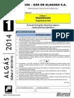 Prova - Engenheiro - Engenharia Civil - Tipo 1