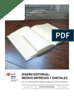 Diseño Editorial Medios Impresos y Digitales