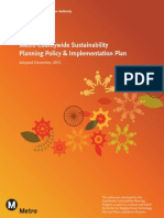 Countywide Sustainability Policy