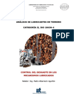 Lubricacion Categoria  II 2015