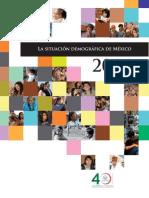 La situación demográfica de México 2014