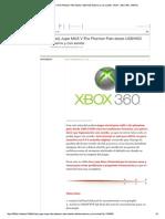[Tuto] Jugar MGS V_The Phantom Pain Des... Con Sonido - RGH - Xbox 360 - 360Full