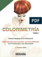 Colorimetría Tomo 1