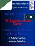 Parte 1a - Introducción Sistemas Eléctricos 2015