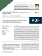 Ethnopedology and soil quality of bamboo