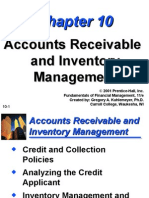 accounts receivable and inventory management Powerpoint slideshow about 'accounts receivable, inventory, and total quality management' - harken inventory management - outline basic definitions and ideas reasons to hold inventory inventory costs inventory control systems continuous review models basic eoq model quantity.