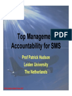 Top Management Accountability SMS