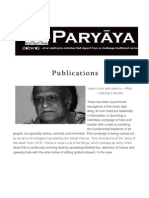 Paryaya September 2015