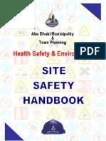 Abu Dhabi Site Safety Handbook 1st Draft