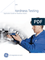 Hardness Application Guide