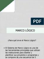 Hablemos Sobre Marco Logico