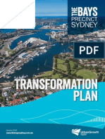 The Bays Precinct Transformation Plan