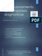 Perfeccionamiento de Las Hipótesis Diagnosticas