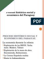 Proceso Histórico Social y Económico Del Paraguay