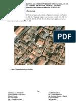 Relazione Aggregato San Pietro 1