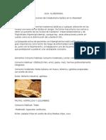 GUIA ALIMENTARIA Del Metabolismo Lipidico