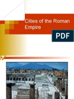 Cities of the Roman Empire